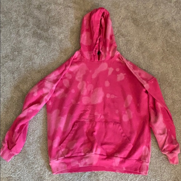 wild fable Tops - Bleached Hoodie